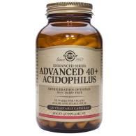 40+ Acidophilus Avanzado 60 Caps - Solgar