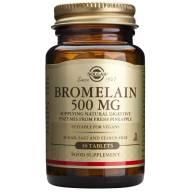 Bromelina 500 mg 30 Comp - Solgar