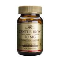 Hierro Gentle 20 mg 90 Cap - Solgar
