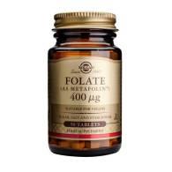 Folato Metafolin 50 Comp - Solgar
