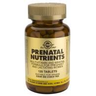 Nutrientes Prenatales 60 Comp - Solgar