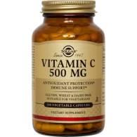 Vitamina C 500 mg 100 Cap - Solgar