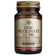 Zinc Picolinato 100 Comp - Solgar