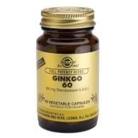Ginkgo 60/ 60Cap - Solgar