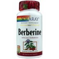 Berberine 60 Cap - Solaray