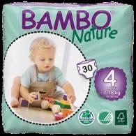 Pañal Maxi talla 4 - 60 Uni - Bamboo