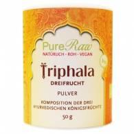 Triphala en Polvo 50 gr - PureRaw®
