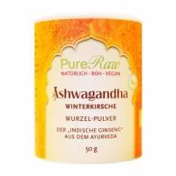 Ashwagandha en Polvo 50 gr - PureRaw®