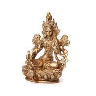 Estatua Dorada de Tara