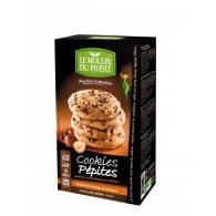 Galletas Cookies con Pepitas Chocolate y Avellana