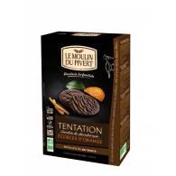 Galletas Tentacion Naranja 130 gr