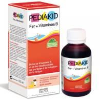 Pediakid Hierro + Vitaminas B 125 ml - Ineldea