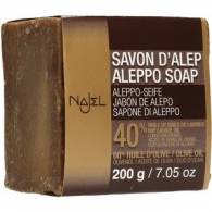 Jabon Alepo 40% 200gr - Najel