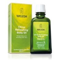 Aceite Refrescante de Citrus 100 ml - Weleda