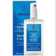 Desodorante Salvia 100 ml - Weleda