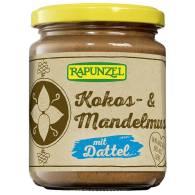 Crema de Coco, Almendra y Datil 250 gr - Rapunzel