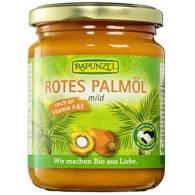 Aceite Rojo de Palma Suave 200 gr - Rapunzel