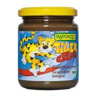 Crema de Cacao y Avellanas TIGER 250 gr - Rapunzel