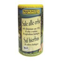 Sal de Hierbas 125 gr - Rapunzel