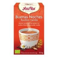 Yogi Tea Buenas Noches Rooibos Vainilla