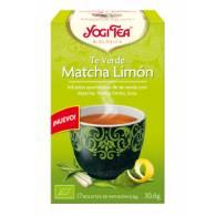 Yogi Tea Te Verde Matcha Limon