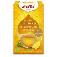 Yogi Tea Absoluto Placer 20 Filtros - Yogi Tea