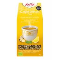 Yogi Tea Jengibre Limón Chai 90 gr