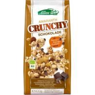 Crunchy Amaranto Virutas de Cacao 400 gr - Allos