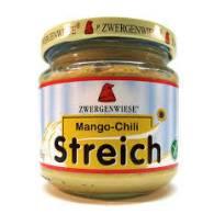 Pate Mango Chile Bio 180 Gr - Zwergenwiese