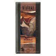 Chocolate Negro + Avellanas Bio 100 Gr - Vivani