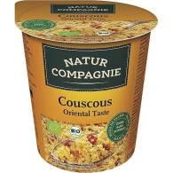 Couscous Instantaneo Bio 68 Gr - Natur Compagne