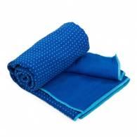 Toalla Yoga Grip Azul/ Turquesa 183 X 61cm Bodhi