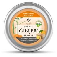 Pastillas de Jengibre Naranja 40 gr - Lemon Pharma