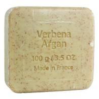 Jabon exfoliante Aceite Argan y Verbena 100 gr - Savon Du Midi