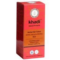 Pure Henna Amla & Jatropha Red 100 gr - Khadi