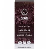 Henna Castaño Oscuro 100 gr - Khadi