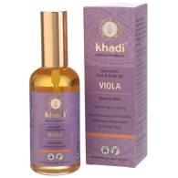 Aceite Facial Violeta 100 ml - Khadi