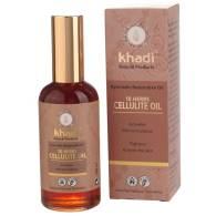 Aceite Corporal Anticelulitico 100 ml - Khadi