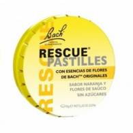 Caramelos Sabor Sauco Rescue 50g - Bach Flower Remedies