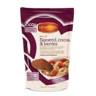 Semillas de Lino + Cacao y Frutas del Bosque Molidas - Linwoods