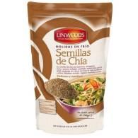 Semillas de Chia Molidas 200 gr - Linwoods