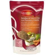 Semillas de Lino + Chia + Manzana y Canela 200 gr - Linwoods