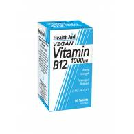 Vitamina B12 1.000µg 50Comp - Health Aid
