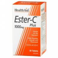 Ester-C Plus 1000mg 30Comp - Health Aid