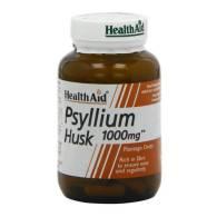 Psyllium Husk 60Cap - Health Aid