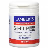 5htp 100 mg 60 Comp - Lamberts