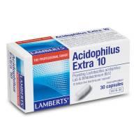 Acidophilus Extra 10 30 Cap - Lamberts