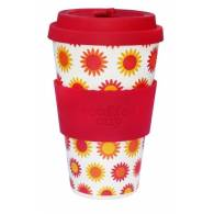 Vaso Termico Bambu Happy 400 ml - Ecoffee Cup