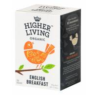 Té English Breakfast 20 Bolsas - Higher Living