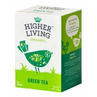 Té Verde 20 Bolsas - Higher Living